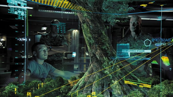 Jake Sully Marine a Scene Where Jake Sully