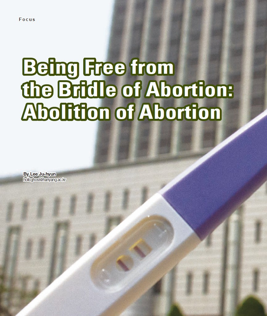 Being Free from the Bridle of Abortion: Abolition of Abortion